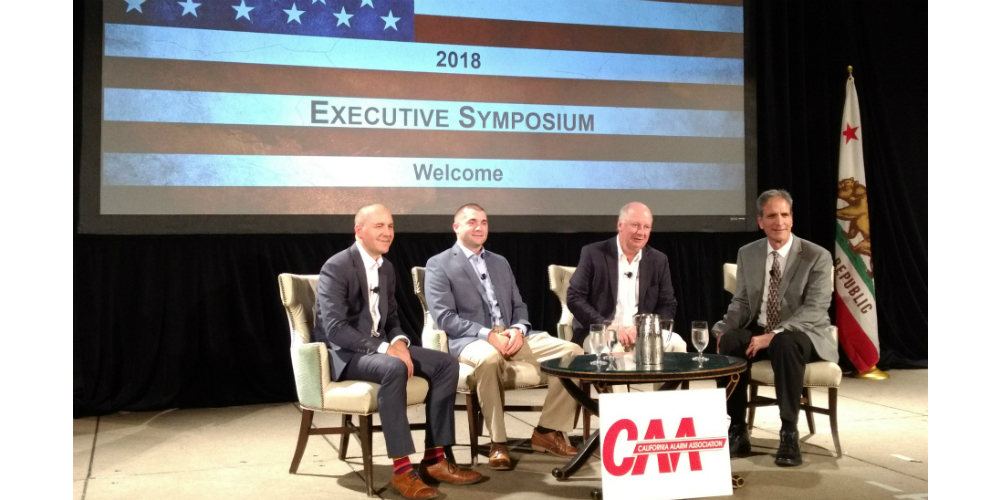 CAA Executive Symposium Zeroes In on Dealing With Disruption