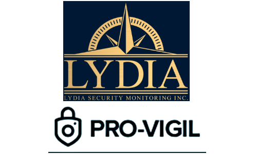 Lydia Security Monitoring Partners With Pro-Vigil to Offer Video Verification