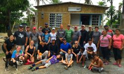 Read: Mission 500 Service Trip Supports Hurricane-Ravaged Puerto Rican Families