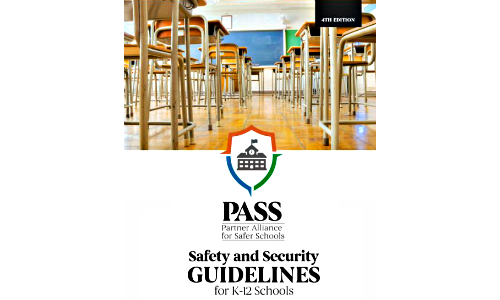 PASS Releases New Safety and Security Guidelines for K-12 Schools