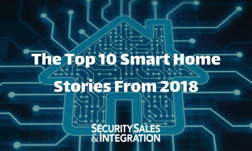 The Top 10 Smart Home Stories From 2018