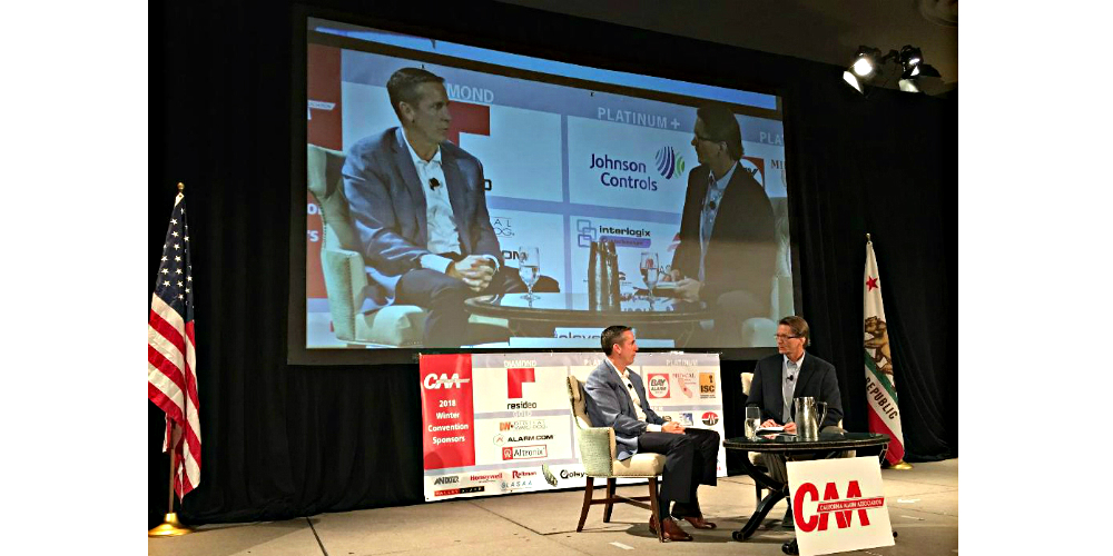 Inside the Smart Home & Beyond With Tim Whall at CAA Winter Conference