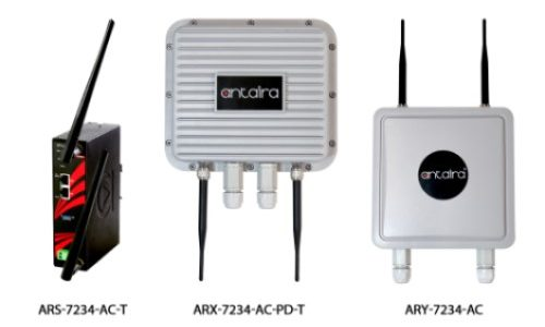 Antaira Launches New Industrial Wireless Family