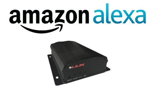 LILIN Introduces Voice Control for Cameras, NVRs Via Alexa Skills