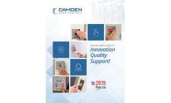 Read: Camden Door Controls Releases 2019 Catalogs, Price Lists
