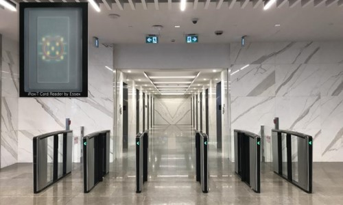 Boon Edam Turnstiles Integrate With iRox-T Reader From Essex Electronics