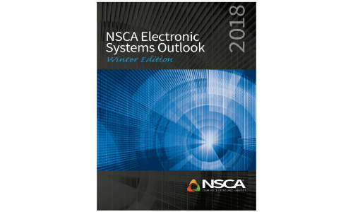 NSCA Electronic Systems Outlook Forecasts 3% Jump in Construction Spending