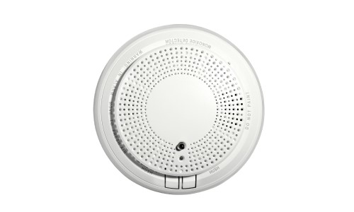 Resideo Launches Professionally Monitored Combo Smoke/Heat and CO Detector