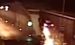 Top 9 Surveillance Videos of the Week: Car Launches Into Tunnel Roof