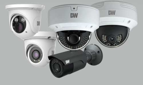 Digital Watchdog Releases 4MP Cameras With Advanced Video Analytics