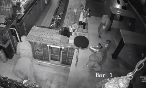 Top 9 Surveillance Videos of the Week: 'Inchworm Bandits' Embarrass Themselves