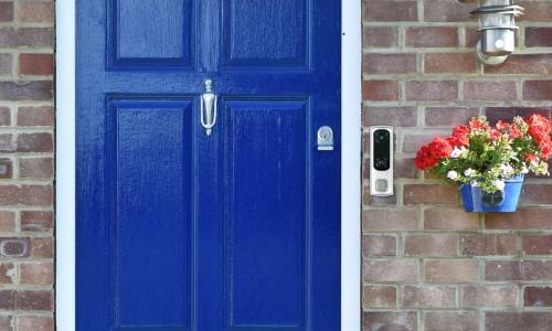 LifeShield Unveils Video Doorbell, Google Assistant Integration