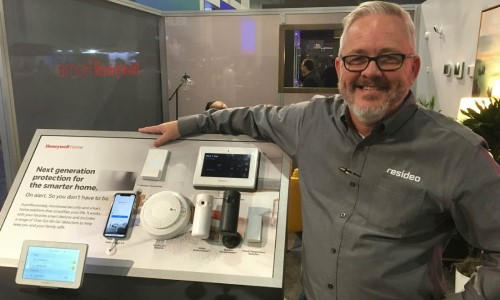 Resideo Previews New Honeywell Home Ecosystem at CES 2019