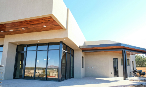 2GIG Security System Protects Couple's New Mexico 'Dream Home'