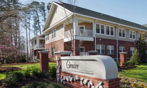 Cloud-Based Access Control Retrofit Increases Security at N.C. Retirement Community