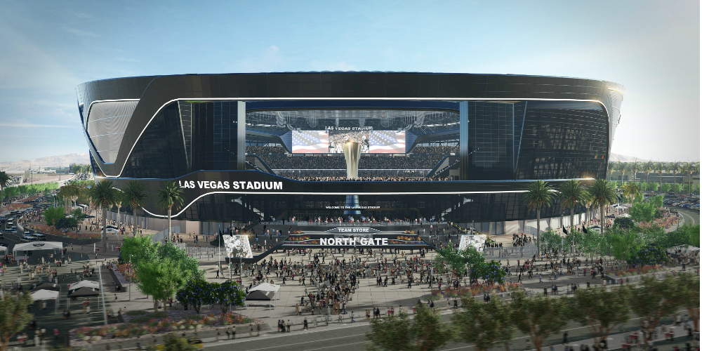 JCI to Tackle Security/Life-Safety Systems for Las Vegas' NFL Stadium
