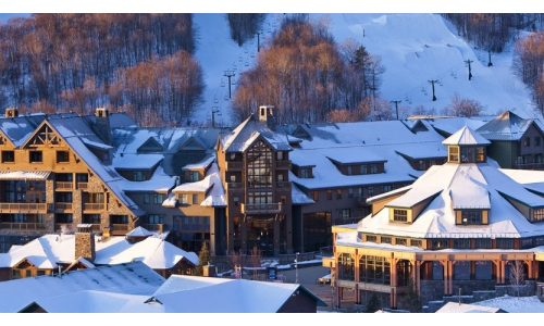 Ski Resort Upgrades Guest Experience With BLE-Enabled RFID Electronic Locks