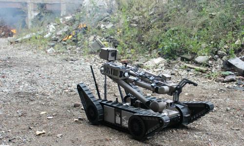 FLIR Systems Foots $385M for Endeavor Robotics