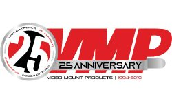 Video Mount Products Celebrates Silver Anniversary