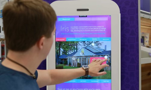 Lowe's to Shut Down Iris Smart Home Platform After Failure to Sell Off the Business