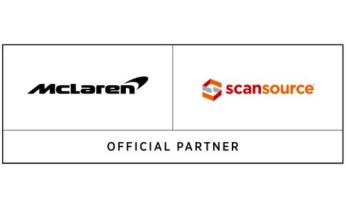 ScanSource Partners With McLaren 2019 Indianapolis 500