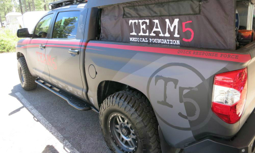 Hikvision Donates $15K to Support Team 5 Foundation Relief Efforts