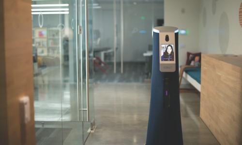 Cobalt Robotics Door Integration to Allow Security Robots to Open Doors