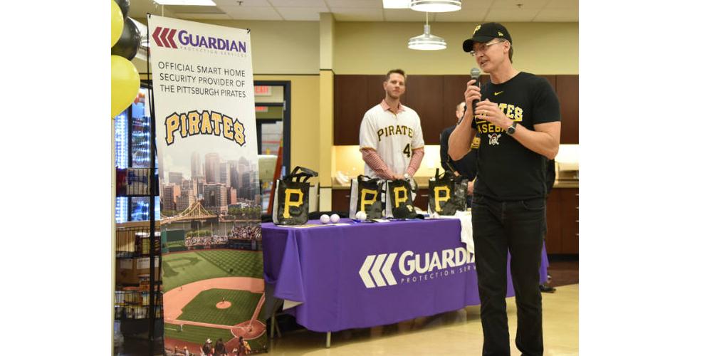 Guardian Inks Marketing Partnership With Pittsburgh Pirates