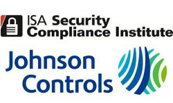 Johnson Controls Joins ISA Security Compliance Institute