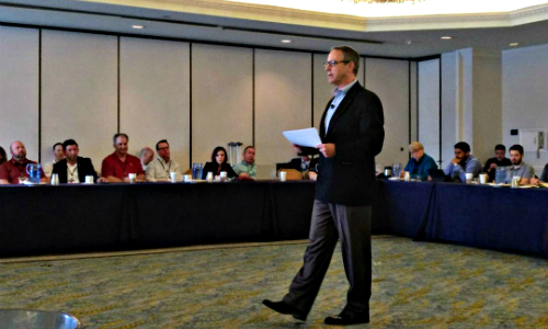Mercury Security Convenes Consultants & OEM Partners to Talk Trends, Roadmaps