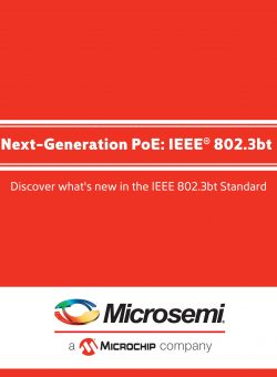 Next-Generation PoE: IEEE® 802.3bt White Paper
