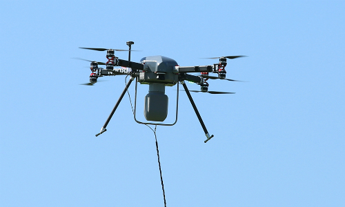 Strong Growth Forecast for Global Tethered Drones Market
