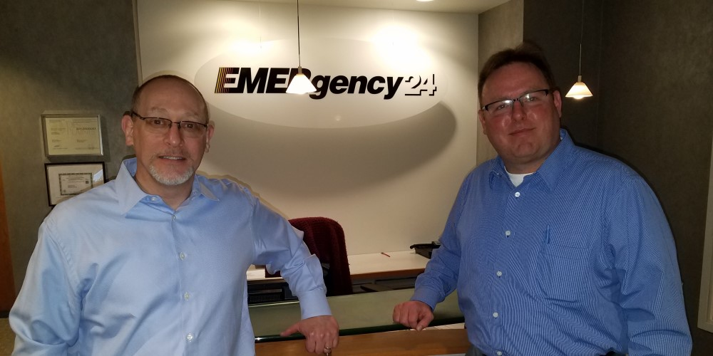EMERgency24 Places Urgency on Employees and Customers as Well as Signals