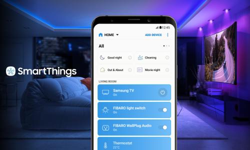 Fibaro Integrates Z-Wave Smart Home Sensors With SmartThings Platform
