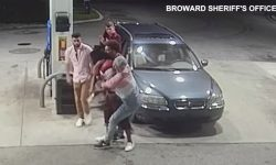 Top 9 Surveillance Videos of the Week: Spring Breakers Fight Armed Robber
