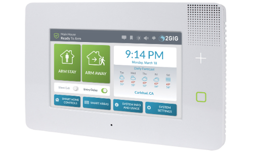 2GIG Releases eSeries Security and Control Ecosystem at ISC West