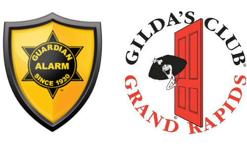Guardian Alarm Supports Gilda's Club Grand Rapids With Funding Partnership