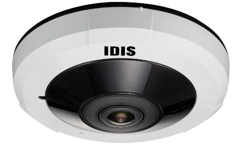 IDIS at ISC West 2019: Serving Up a Super Fisheye Camera Line