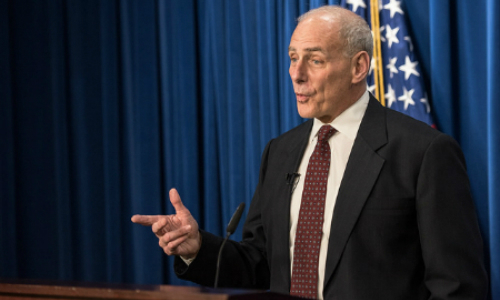 Former White House Chief of Staff John F. Kelly to Keynote GSX 2019