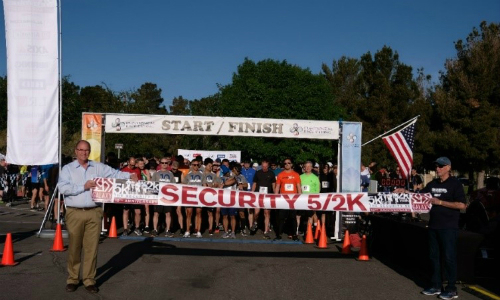 Mission 500 Blows Past Security 5K/2K Fundraising Target at ISC West