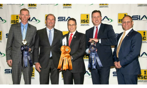 SIA Doles Out New Product Showcase Trophies at ISC West