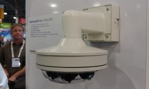 Read: Arecont Unveils New Single & Multisensor Cameras, Updates to Cloud VMS