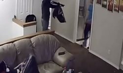 Top 9 Surveillance Videos of the Week: Homeowner Fights Off Armed Intruder