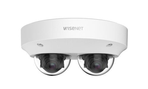 Hanwha to Unveil New 5MP Multi-Directional Camera at ISC West