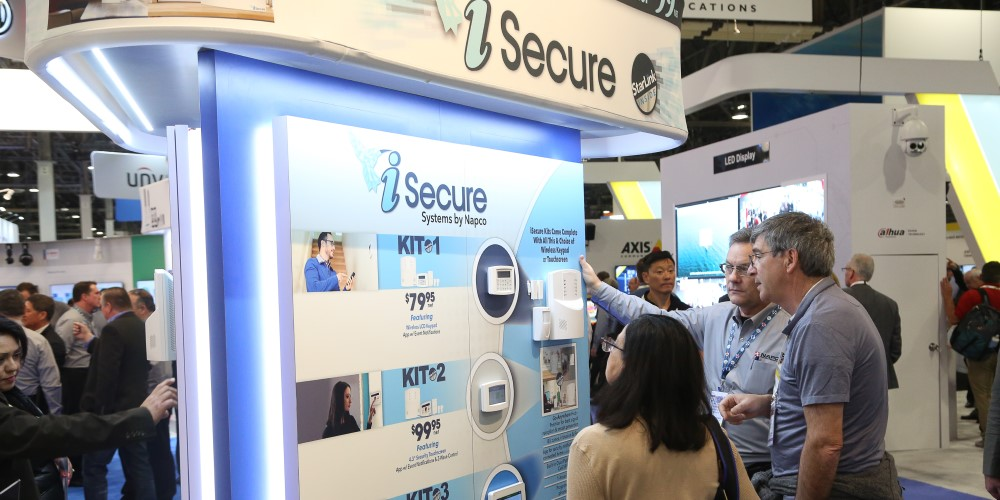 Napco iSecure Fuels Fast, Easy Path to Security and Smart Home RMR