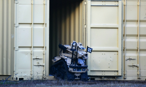 Global Security Robotics Market Growing Annually at 8% Clip, Report Says