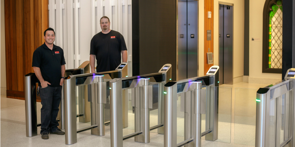 LifeWay Christian Resources Upgrades Access Control at Nashville HQ