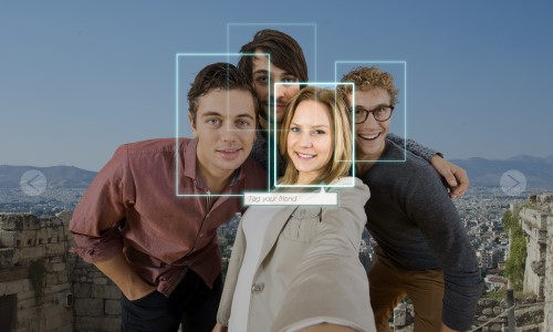 Photo Storage App Built Facial Recognition Tool With User's Photos