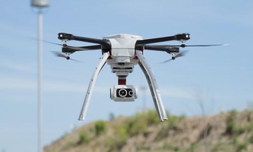 FLIR discute suas operações de drones em rápido crescimento