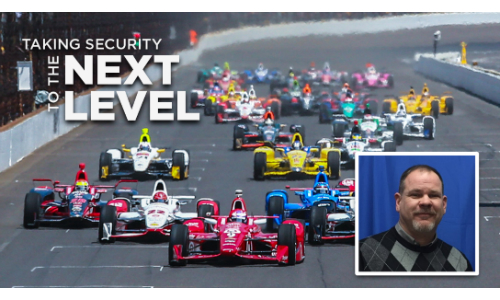 Indianapolis Motor Speedway Director of Security to Speak at ESX 2019